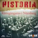 Cover for Rättegångarna i Nürnberg