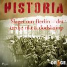 Cover for Slaget om Berlin – det tredje rikets dödskamp