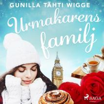 Cover for Urmakarens familj
