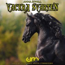 Cover for Vackra Svarten