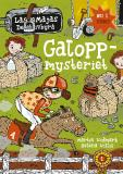 Cover for Galoppmysteriet