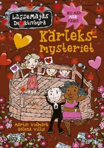 Cover for Kärleksmysteriet