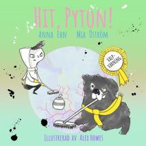 Cover for Valpvarning - Hit Pyton!