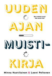 Cover for Uuden ajan muistikirja