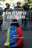 Cover for Kun yö saapuu Venezuelaan