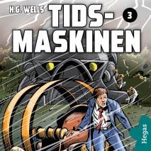 Cover for H.G. Wells: Tidsmaskinen