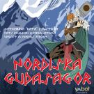 Cover for Nordiska gudasagor