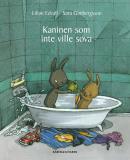 Cover for Kaninen som inte ville sova