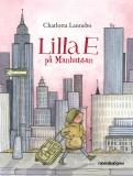 Cover for Lilla E på Manhattan