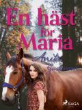 Cover for En häst för Maria