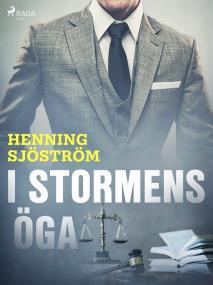 Cover for I stormens öga