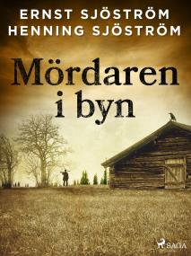 Cover for Mördaren i byn