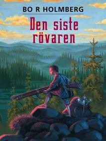 Cover for Den siste rövaren