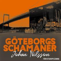 Cover for Göteborgs schamaner