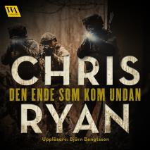 Cover for Den ende som kom undan