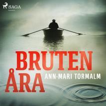 Cover for Bruten åra