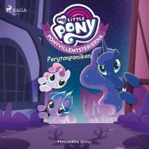 Cover for Ponyvillemysterierna - Perytonpaniken