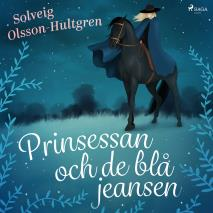 Cover for Prinsessan och de blå jeansen