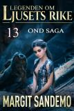 Cover for Ond saga: Ljusets Rike 13