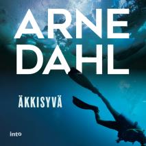 Cover for Äkkisyvä
