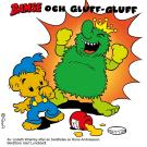 Cover for Bamse och Gluff-Gluff