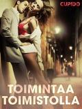 Cover for Toimintaa toimistolla