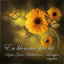 Cover for En blomma får liv. Längre utgåva