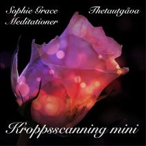 Cover for Kroppsscanning Mini. Thetautgåva
