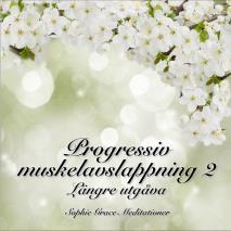 Cover for Progressiv muskelavslappning 2. Längre utgåva