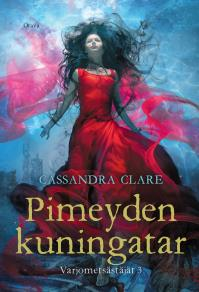 Cover for Pimeyden kuningatar