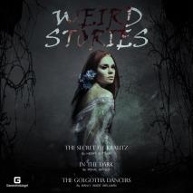 Cover for Weird stories