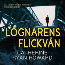 Cover for Lögnarens flickvän