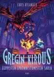 Cover for Gregin kirous