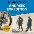 Cover for Andrées expedition