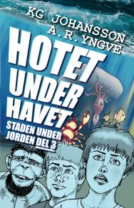 Cover for Hotet under havet