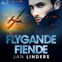 Cover for Flygande fiende