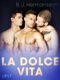 Cover for La dolce vita - erotisk novell