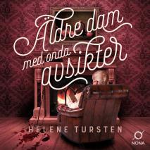 Cover for Äldre dam med onda avsikter