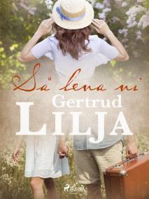 Cover for Så leva vi
