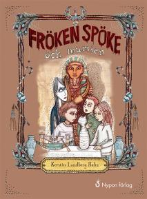 Cover for Fröken Spöke och mumien