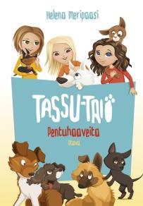 Cover for Tassu-trio - Pentuhaaveita