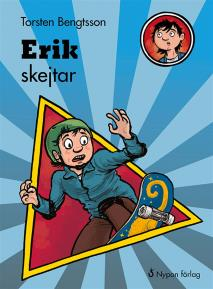 Cover for Erik skejtar