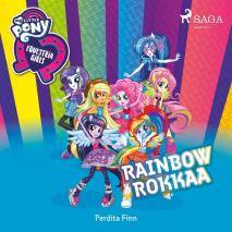 Cover for My Little Pony - Equestria Girls - Rainbow rokkaa