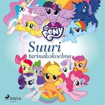 Cover for My Little Pony - Suuri tarinakokoelma