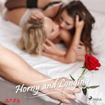 Cover for Horny and Longing