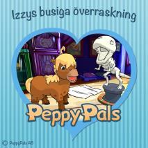Cover for Izzys busiga överraskning