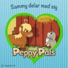Cover for Sammy delar med sig