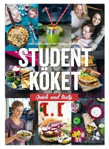 Cover for Studentköket - quick and tasty