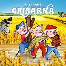 Cover for De tre små grisarna
