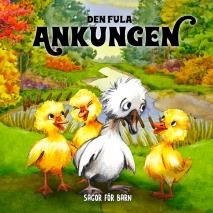 Cover for Den fula ankungen